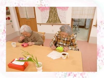 フレーム 桜3