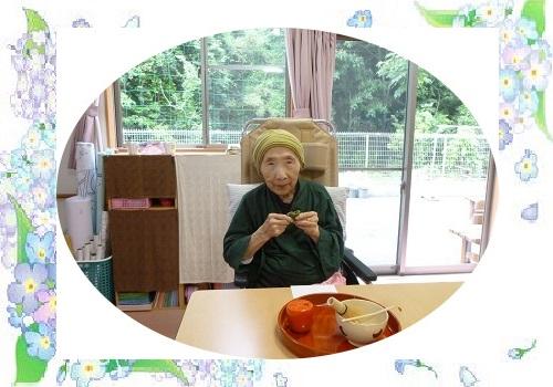 フレーム あじさい3 - コピー (2)