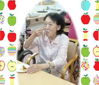 フレーム りんご2 - コピー (2)