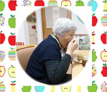 フレーム りんご2