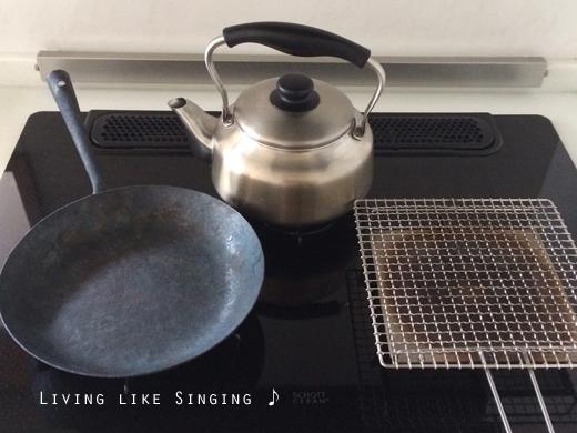 毎日の台所で道具を使う愉しみ