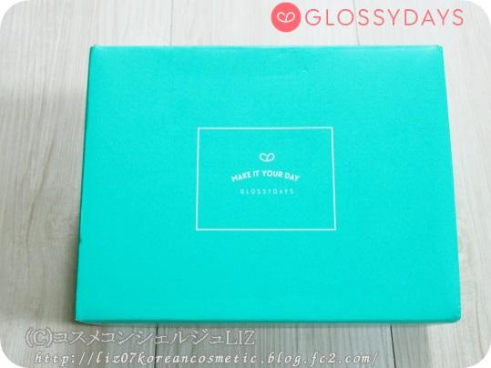 GLOSSY BOX 2016年 4月