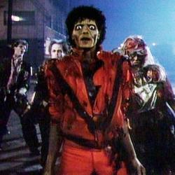 Michael Jackson - Thriller2
