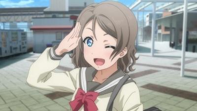 【ラブライブ!】曜「千歌!おはヨーソロー!」
