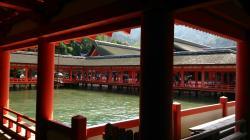 宮島 厳島神社 東廻廊