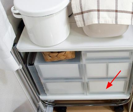 炊飯器 置き場所