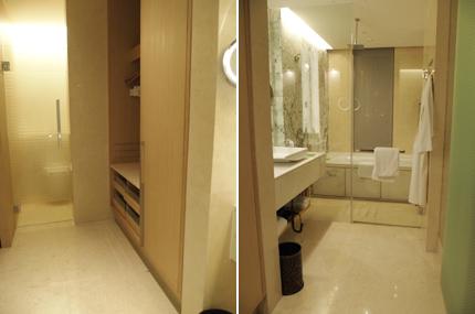 インド ホテル トイレ