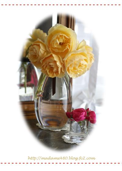 バラを飾る2016web用