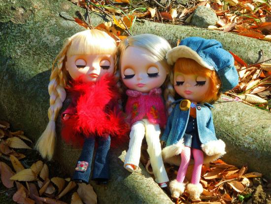 秋の公園4