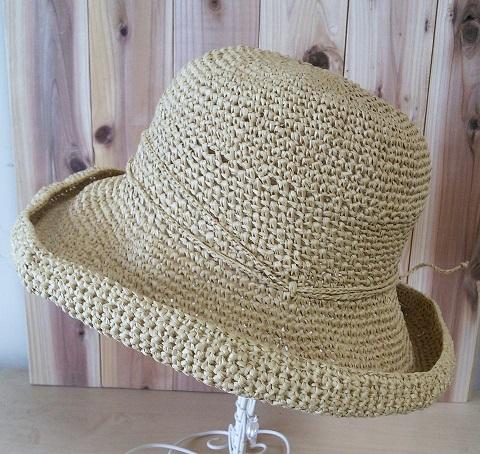 和紙の帽子5