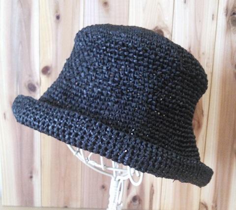和紙の帽子4