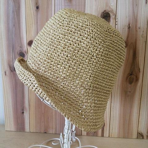 和紙の帽子3