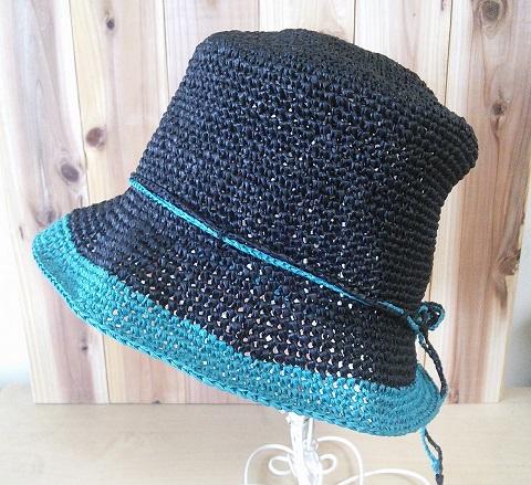 和紙の帽子6