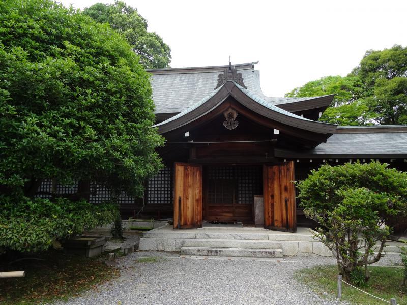 近江神宮6