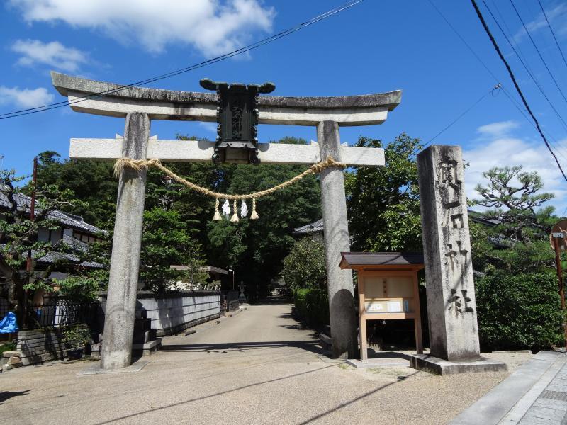 奥石神社1