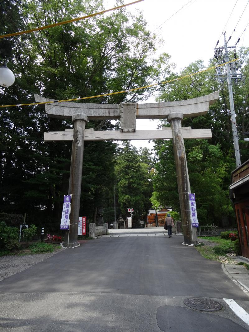 穂高神社1