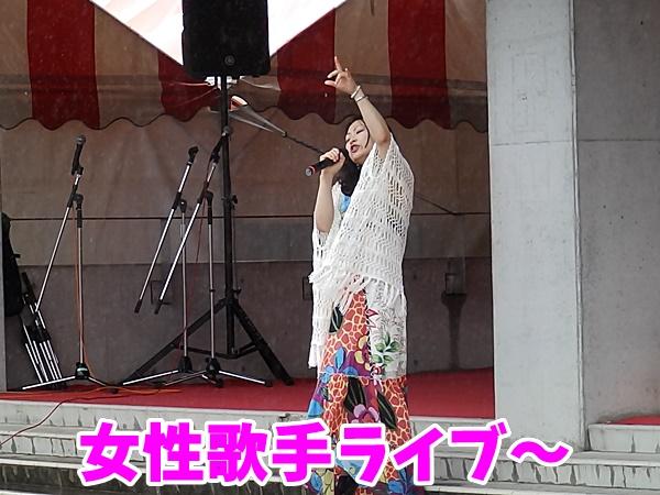女性歌手ライブ