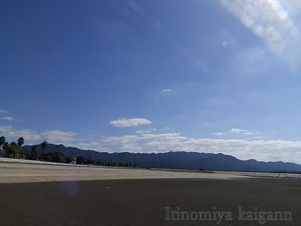 一の宮海岸