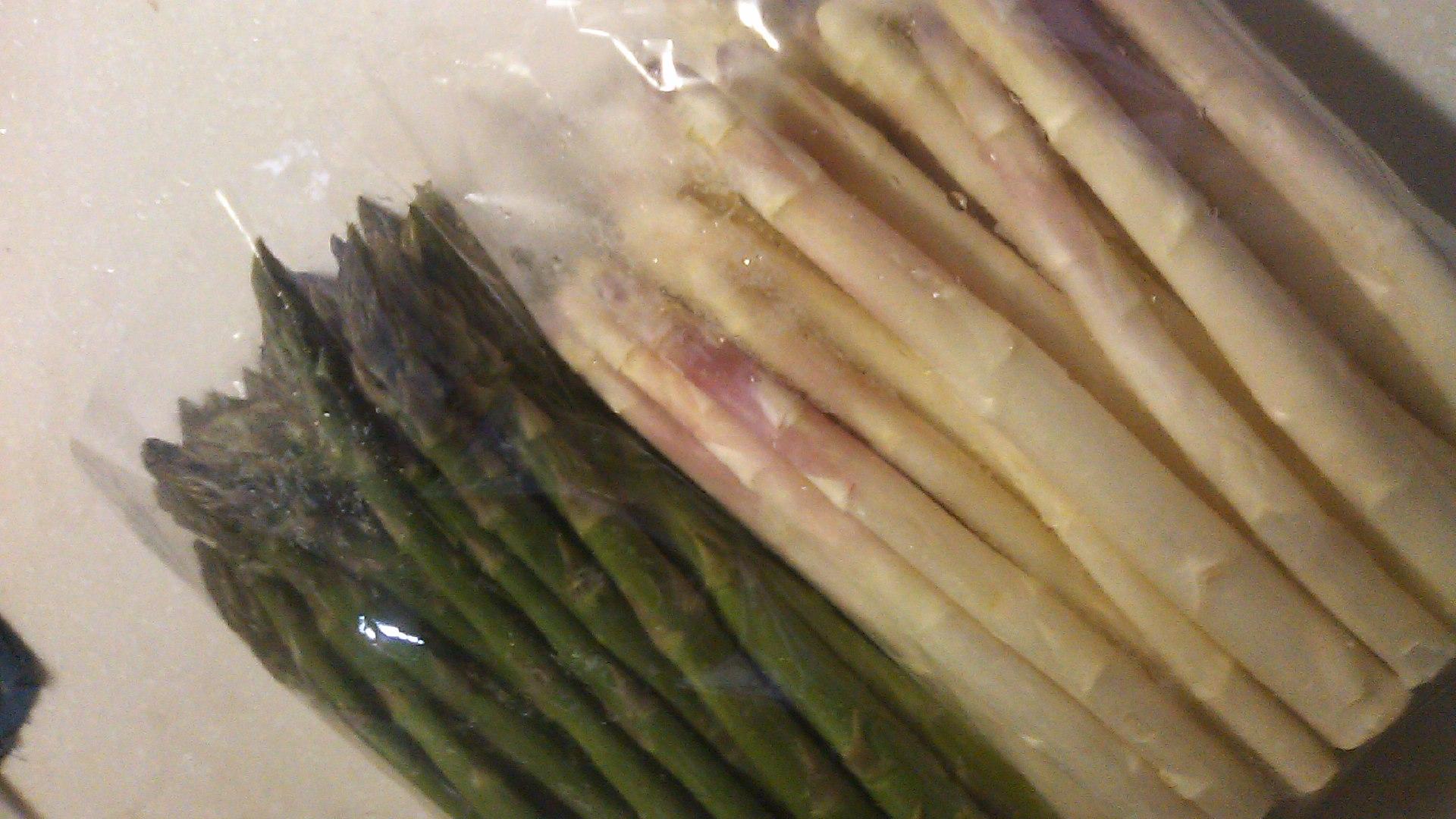 Asparagus !