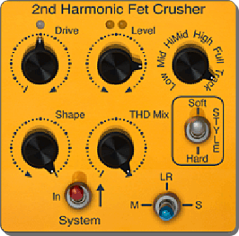 VSM-3 2nd Harmonic FET Crusher-S