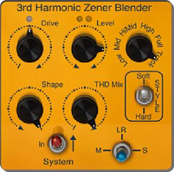 VSM-3 3rd Harmonic Zener Blender-S