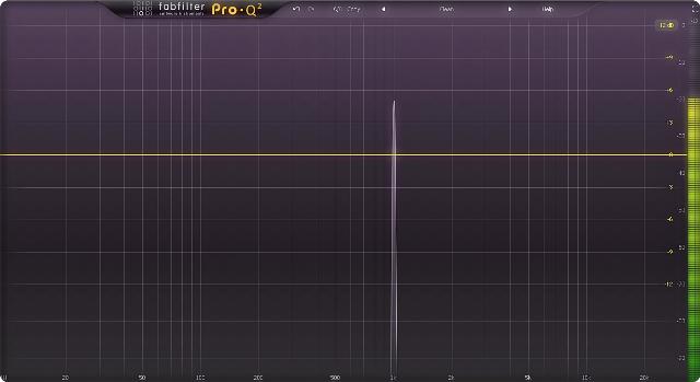 サイン波 1kHz-L