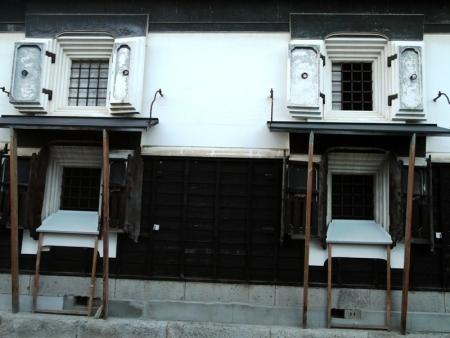 谷藤邸蔵窓