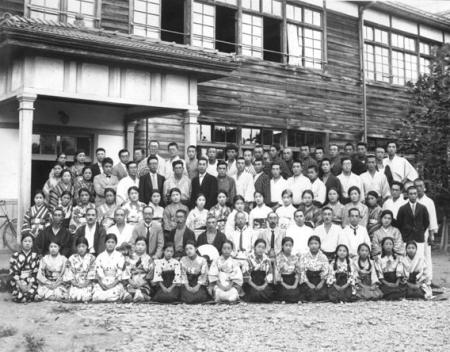 増田小学校校友大会昭和6年ss