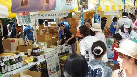 3世田谷祭り売店03
