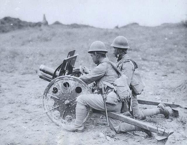 92式歩兵砲