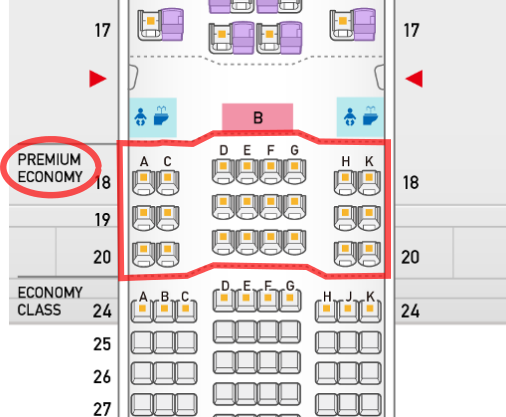 ana 77w seat map