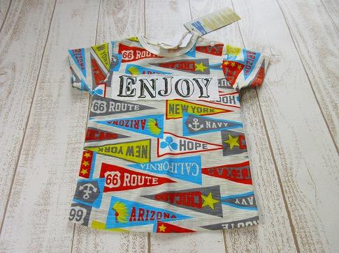 KidsTシャツ ペナント