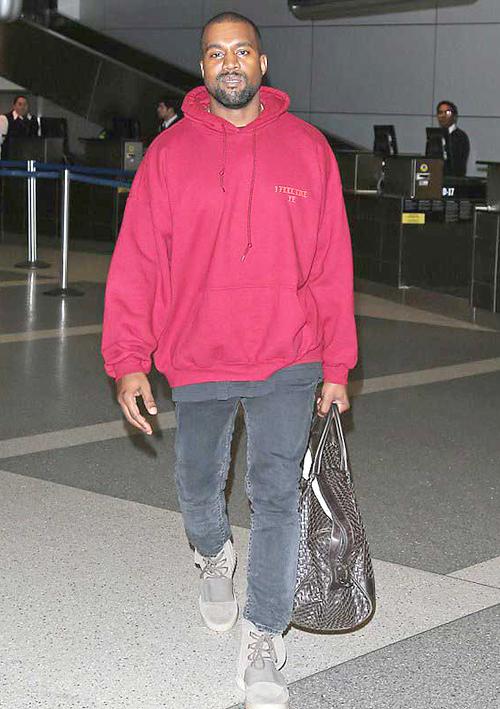 カニエ・ウェスト(Kanye West):イージー(Yeezy)/アクネ(Acne)/アディダス(Adidas)/ボッテガヴェネタ(Bottega Veneta)