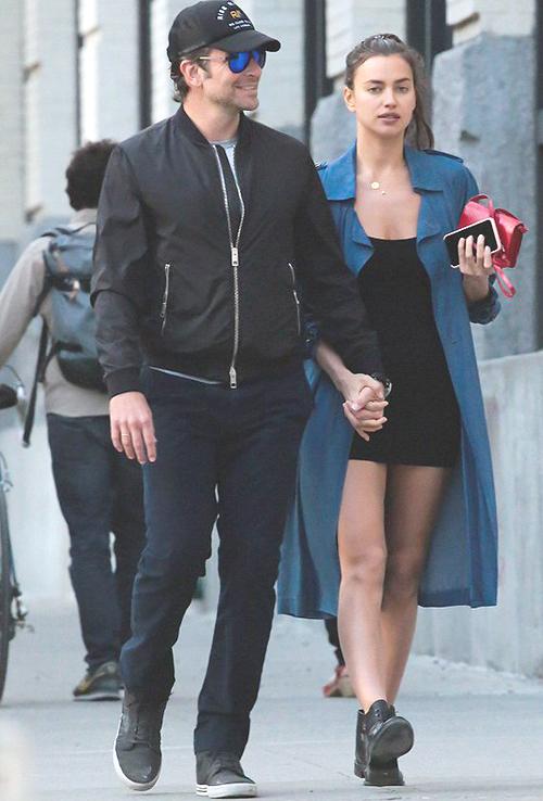 ブラッドレイ・クーパー(Bradley Cooper):バーバリー(Burberry)/スープラ(Supra)/カレラ アイウェア(Carrera Eyewear)