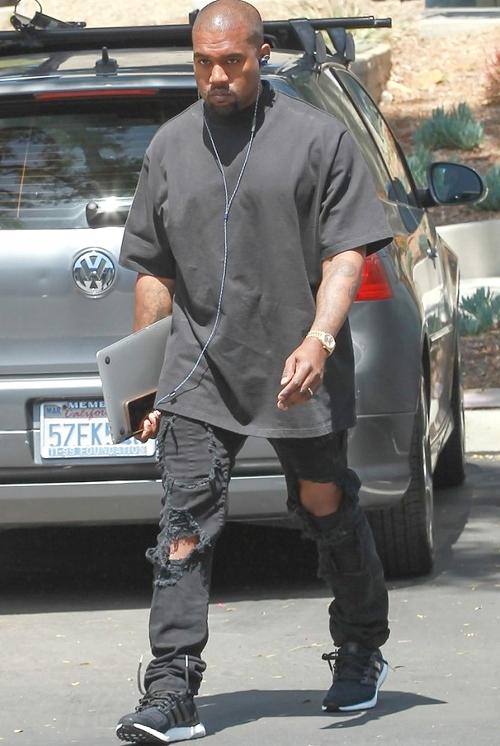 カニエ・ウェスト(Kanye West):フェイスコネクション(Faith Connexion)/アディダス (Adidas)/ロレックス(Rolex)