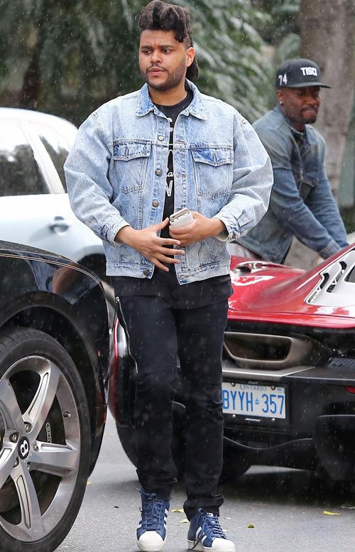 ザ・ウィークエンド(The Weeknd):ミスターコンプリートリー(Mr Completely)/アディダス(Adidas)×ネイバーフッド(Neighborhood)