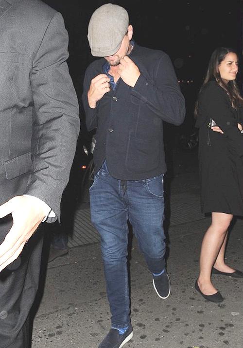レオナルド・ディカプリオ(Leonardo DiCaprio):ディーゼル(DIESEL)/プラダ(PRADA)