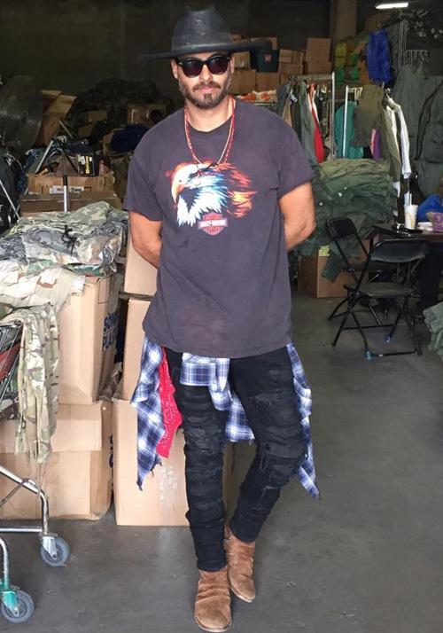マイク・アミリ(Mike Amiri):アミリ(Amiri)/ハーレーダビッドソン(Harley Davidson)
