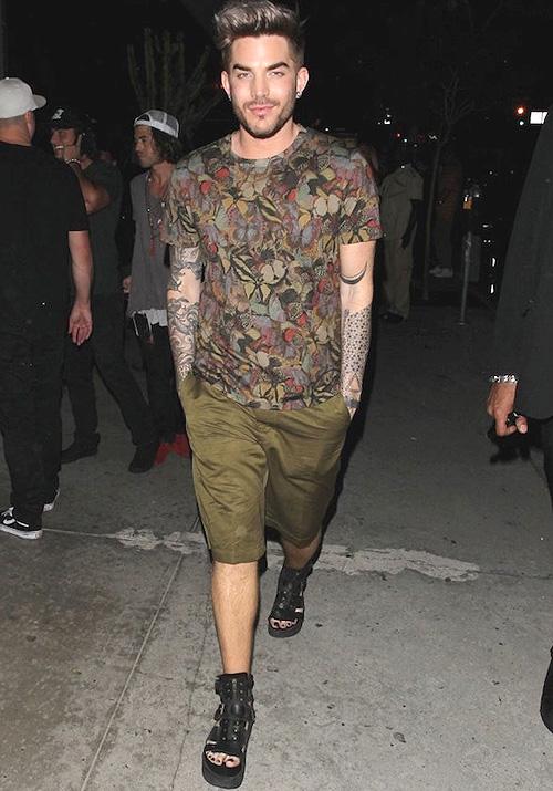 アダム・ランバート(Adam Lambert):ヴァレンティノ(Valentino)