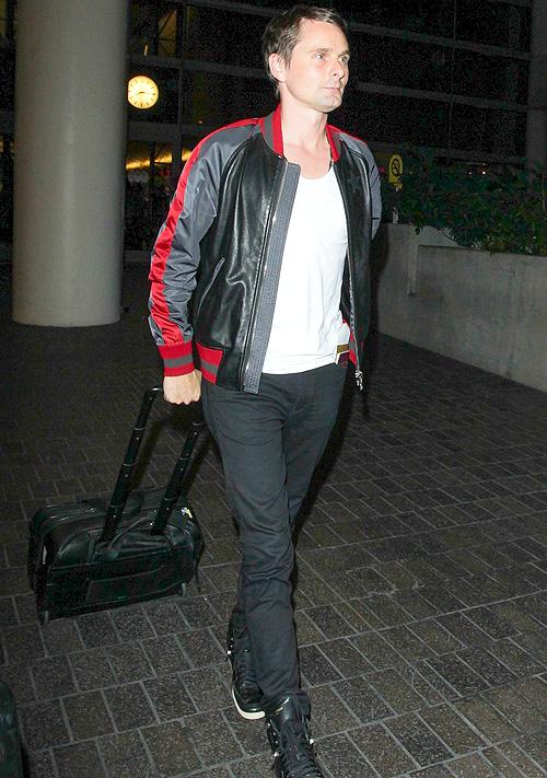 マシュー・ベラミー(Matthew Bellamy):ジバンシィ(GIVENCHY)/サンローラン(Saint Laurent)
