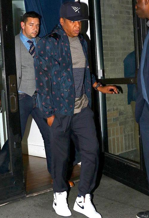 ジェイ・Z(Jay-Z):グッチ(Gucci)/ランバン(Lanvin)/ナイキ(NIKE)/ニューエラ(New Era)