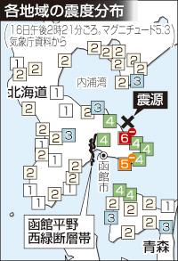 函館の地震20160616