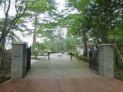 外国人墓地6
