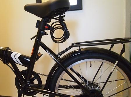 折り畳み自転車 (1)