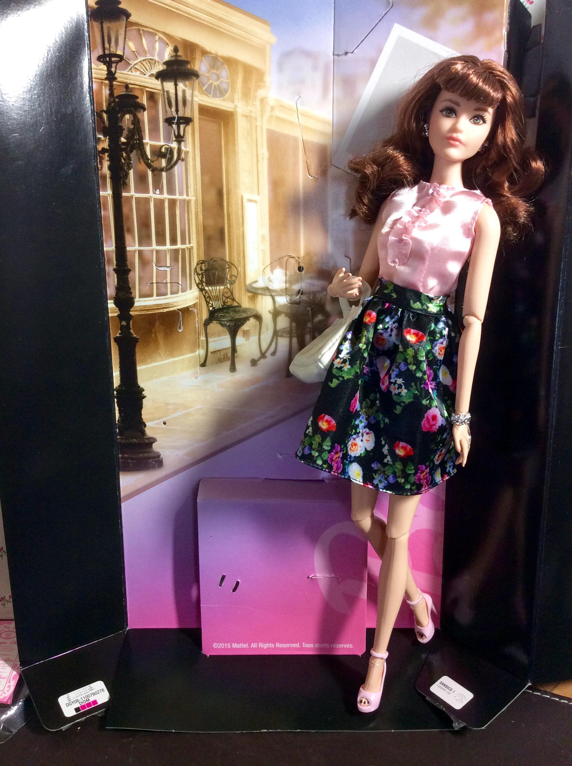 The Look Barbie