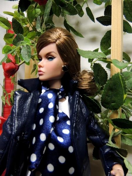 Model Living Poppy Parker