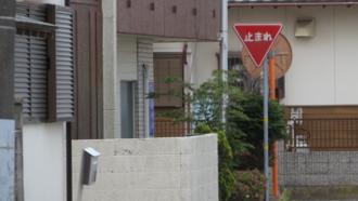 道祖神社前 ガールズ&パンツァー 聖地巡礼