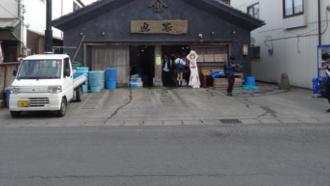 魚忠前 ガールズ&パンツァー 聖地巡礼