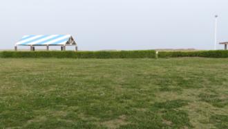 大洗海浜公園 ガールズ&パンツァー 聖地巡礼