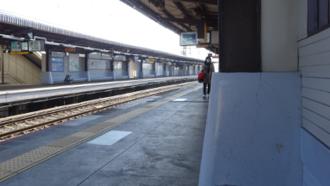 響け!ユーフォニアム 聖地巡礼 京阪 六地蔵駅